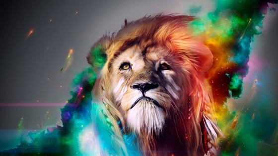 Truth-About-Courage-Shaun-Proulx-Lion